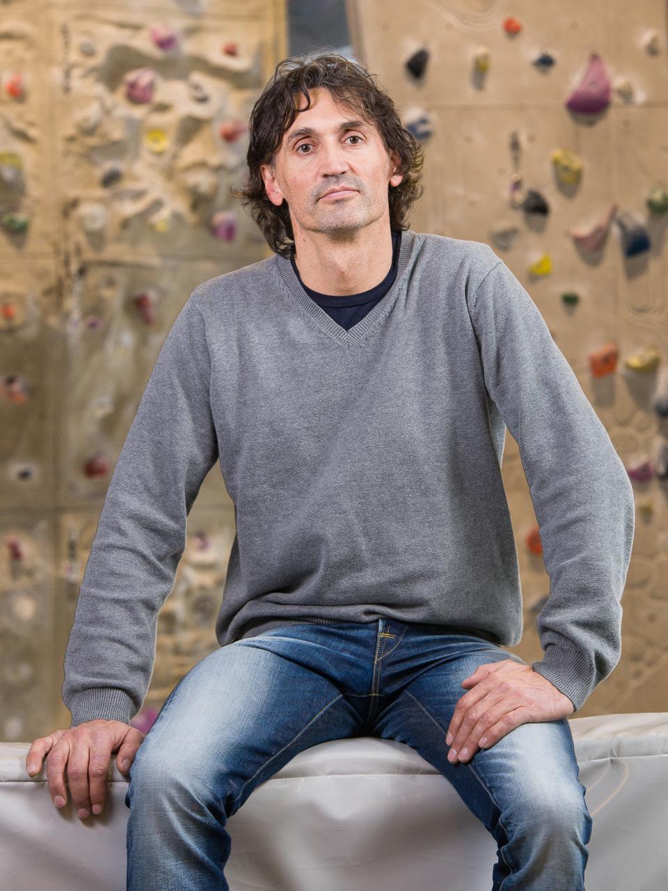 Reinhold Scherer, Kletter-Legende