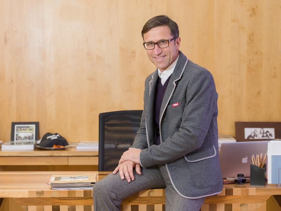 Josef Margreiter, Chef der Tirol Werbung