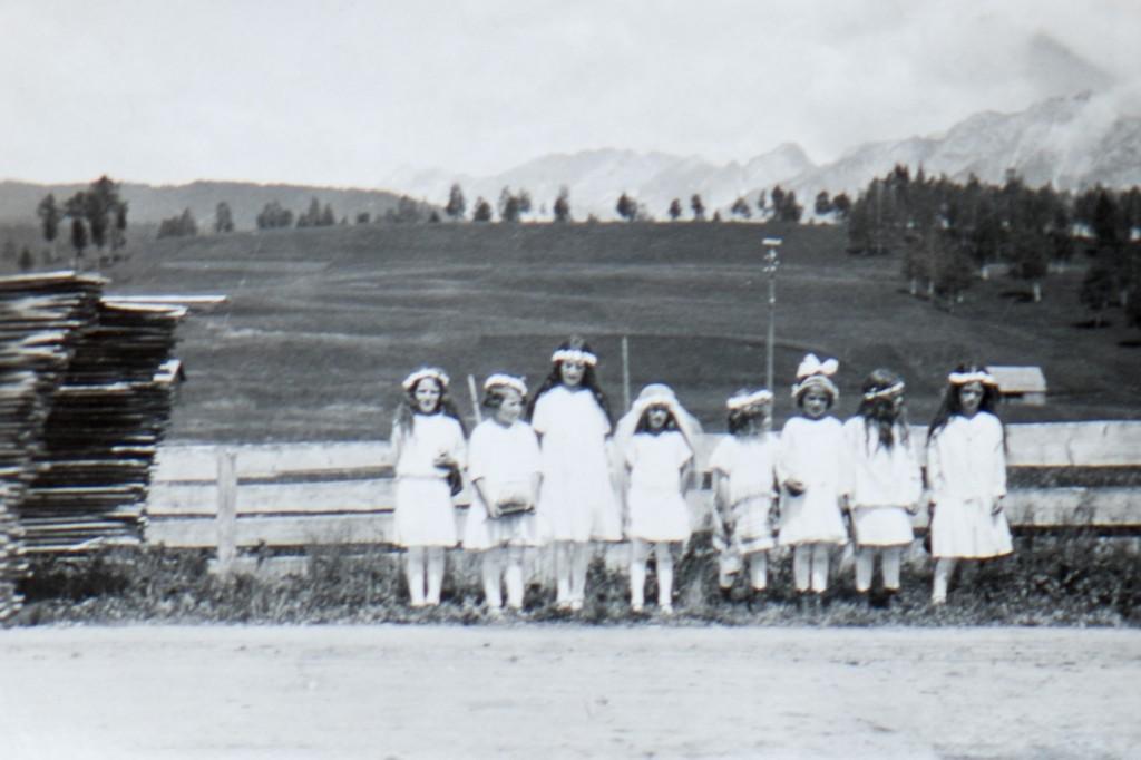 Erstkommunionkinder